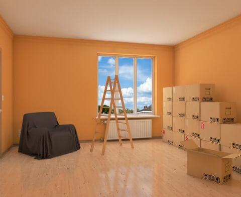 Vaciado de pisos barcelona desalojo locales oficinas for Recogida muebles