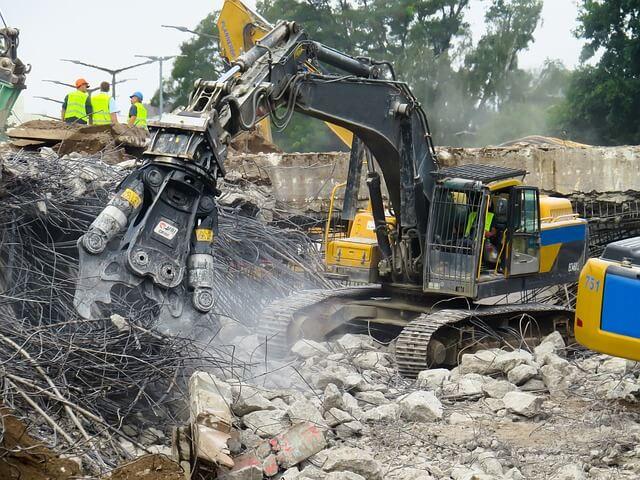 Recogida runa escombros Zizur Mayor