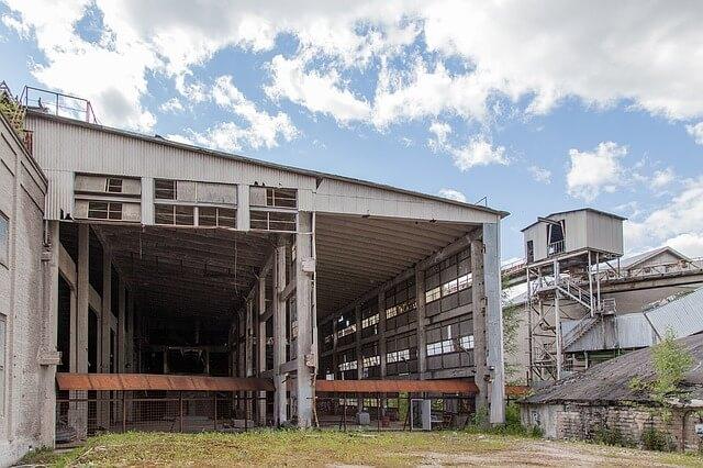 Vaciado de naves industriales Sant Andreu de Llavaneres