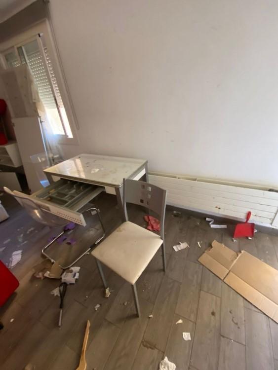 Vaciado desalojo pisos Gozón